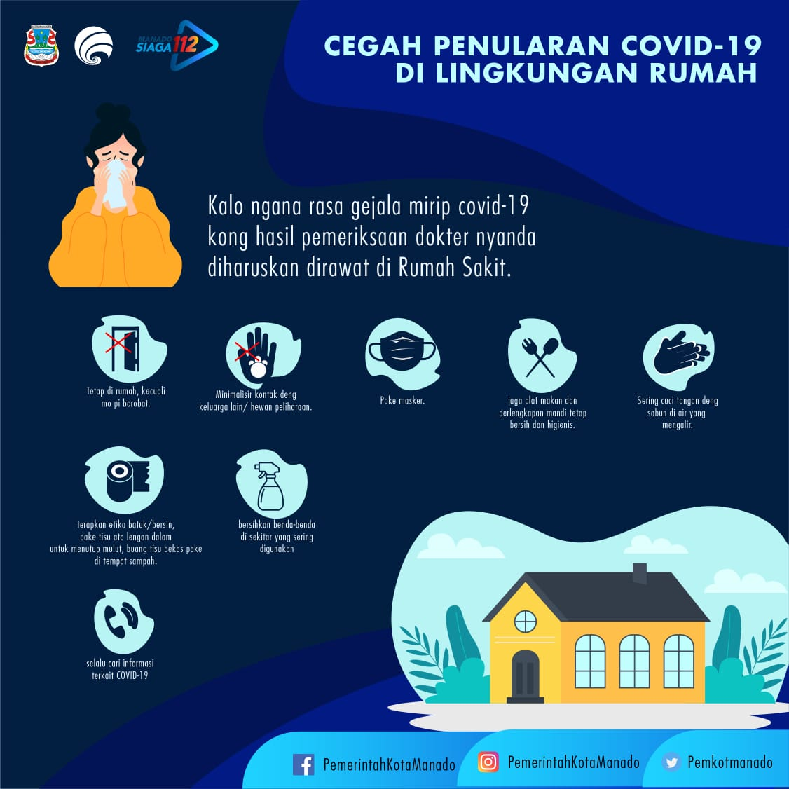 CEGAH PENULARAN COVID-19