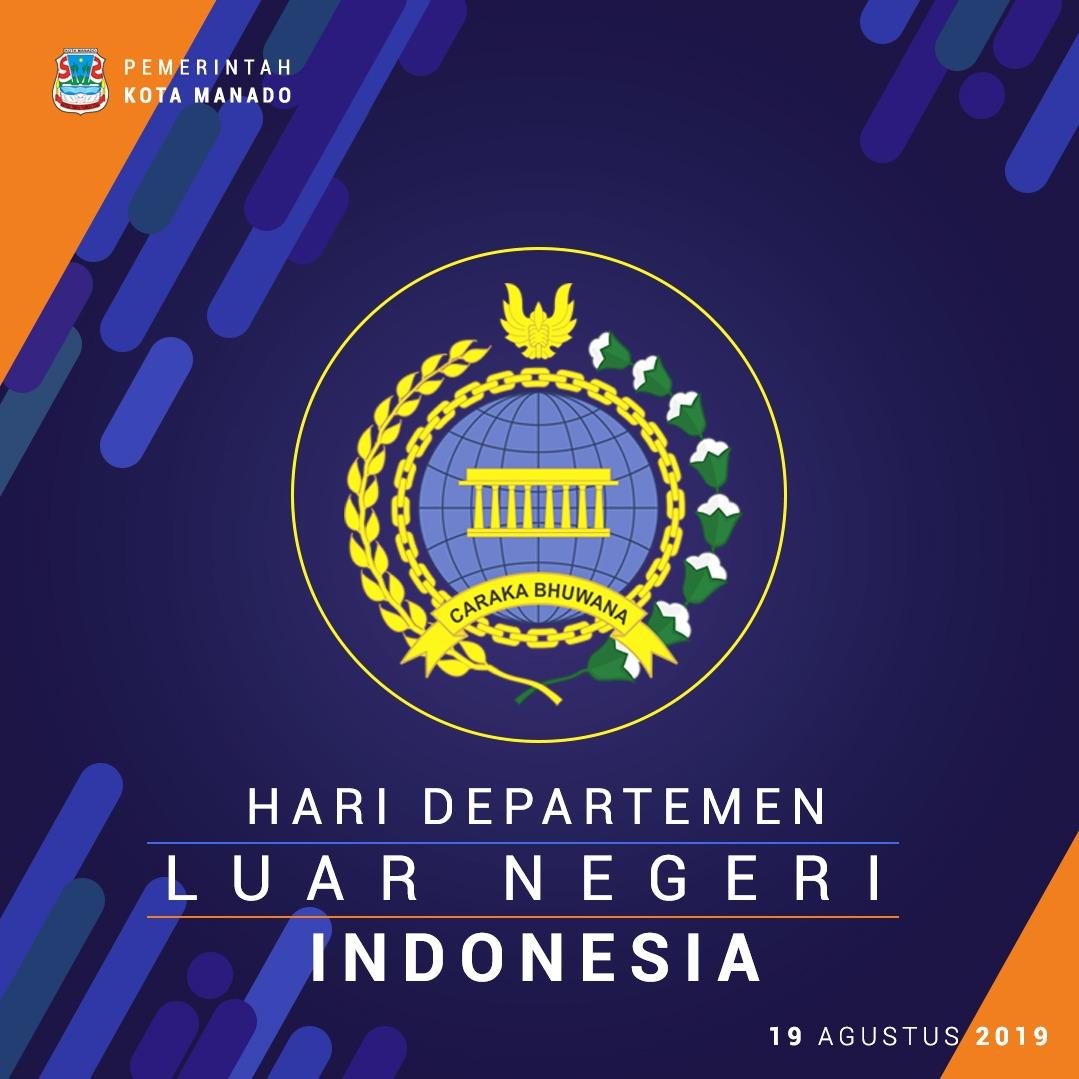 HARI DEPARTEMEN LUAR NEGERI INDONESIA